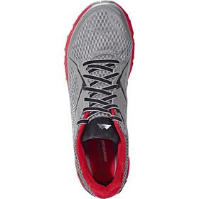 Columbia Caldorado II Shoes Men charcoal/bright red